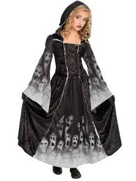 Spooky Halloween Costumes Girls Girls Gothic Halloween Costumes Anytimecostumes