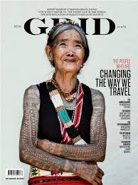 kalinga artist fang od featured on the cover of a travel