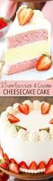 best 25 strawberry birthday cake ideas on pinterest strawberry