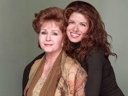 Debbie Reynolds by Debra Messing Mourns Death Of On Screen Mom Debbie Reynolds