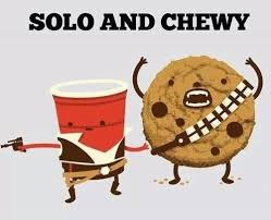 Red Solo Cup Meme - solo and chewy weknowmemes