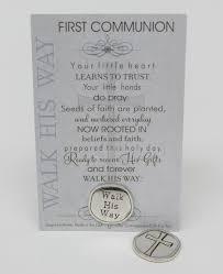 communion gift communion gift handmade pewter coin