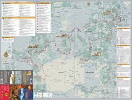 mad maps rolsw rides of a lifetime road trip map rol southwest