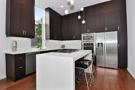 30 Black And White Kitchen by Cool Black And White Kitchen With Pendant Lamps And Kitchen Bar