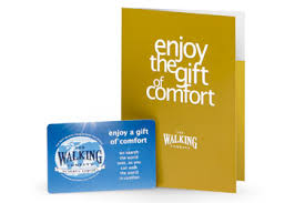 gift card company the walking company 50 gift card accessories