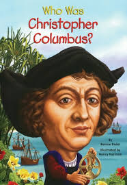 who was christopher columbus by bonnie bader scholastic
