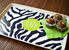monogrammed trays 57 best trays images on monograms serving trays and