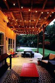 Led Outdoor Patio String Lights Outdoor String Lights Outdoor Bistro Lights Patio Outdoor String