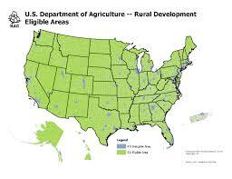 Washington Dc On The Map by Defining U201crural U201d For Usda U0027s Housing Programs Shelterforce