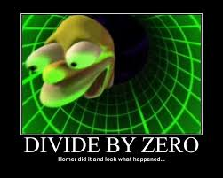 Divide By Zero Meme - divide by zero know your meme