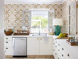 Red And White Kitchen Ideas Red And White Kitchen Wallpaper Tags Kitchen Wallpaper Designs