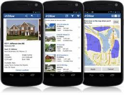 zillow app for android zillow launches new innovative rental app for android