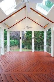 Wood Porch Ceiling Material by Best 25 Synthetic Decking Ideas On Pinterest Composite Decking