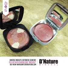 d u0027nature mineral u2013 mineral makeup and skincare products