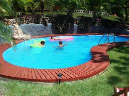 Small Pool Ideas Pictures by Small Above Ground Swimming Pool Ideas U2014 Amazing Swimming Pool