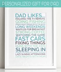 fathers day personalized gifts fathers day gifts crafts to make