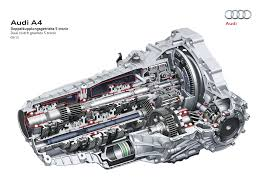 audi digital illustrated transmissions