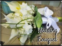 Silk Wedding Bouquet How To Make A Wedding Bouquet Using Silk Flowers Bridal Bouquet