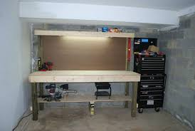 Woodworkers Bench Plans Garage Build A Small Workbench Outdoor Workbench Plans