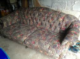 Chesterfield Sofa Vintage by Vintage Chesterfield Style Paisley Print Sofa In Newquay