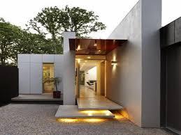 home house plans single modern home design facelift modern single house