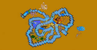 Race Map Ice Boat Race 1 9 Minecraft Project