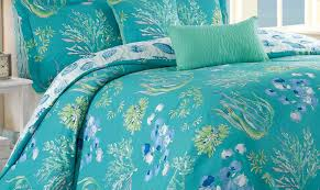 duvet croscill discontinued comforters coral and turquoise