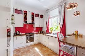 vorhänge für küche 50 fenstervorhänge ideen für küche klassisch und modern
