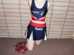 Halloween Cheer Costumes Crop Patriots Falcons Poms Halloween Costume