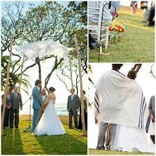 Bamboo Chuppah Beach Jewish Wedding Bamboo Chuppah Jewish Weddings Pinterest