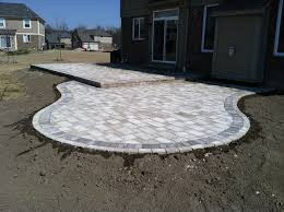 Paver Patios Tumbled Paver Patios Traditional Patio Detroit By Apex