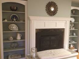 built in bookcases around fireplace binhminh decoration