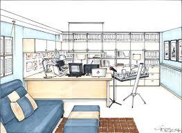 Esszimmer Arbeitszimmer Kombinieren Das Arbeitszimmer Für Den Musikbegeisterten Von Innenarchitektin