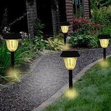 Best Solar Led Landscape Lights Solar Yard Lights Outdoor Dusk To Led Outdoor Lights Fresh