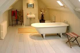cork flooring bathroom interior design ideas