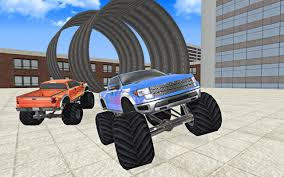 racing monster trucks racing monster truck sim 3d android apps on google play