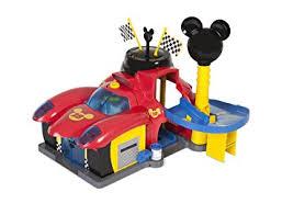 jeux de cuisine de mickey imc 182493 garage de mickey disney amazon fr jeux et jouets