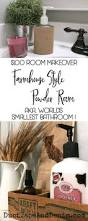 Powder Room Makeover Ideas 100 Bathroom Makeover Aka