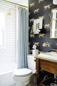 animal print bathroom ideas cheetah bathroom ideas black wedding silk ribbons from hobby lobby