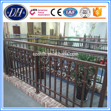 balcony railings design in iron pipes baluster railing designs