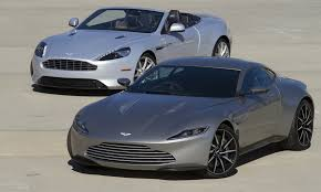 custom aston martin dbs is james bond u0027s u0027spectre u0027 car aston martin db10 a hint of db11