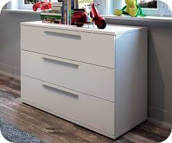 commode chambre garcon commode enfant jazz blanc achat vente commode chambre enfant