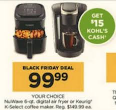 air fryer deals for black friday 2018 funtober
