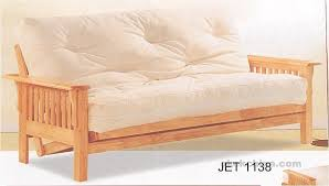 wholesale wooden futon bed made in china 129007 high