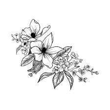 Design Black And White Download Tattoo Ideas Black And White Danielhuscroft Com