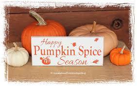 thanksgiving sign happy pumpkin spice season fall decorthanksgiving decor fall