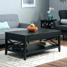 black coffee table with storage gloss black coffee table simplysami co