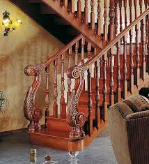 Home Depot Banisters Stairs Outstanding Wood Railings For Stairs Stair Railing Parts