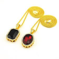 aliexpress buy nyuk gold rings bling gem hip hop iced out golden bling black cz pendants