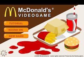 jeux de cuisine macdonald test jeux flash ep 06 mcdonald s vidéo